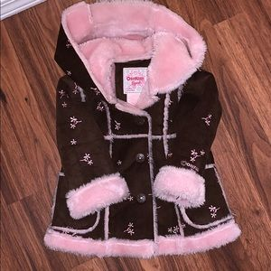 OshKosh B'Gosh Baby Girls Coat Size 18M